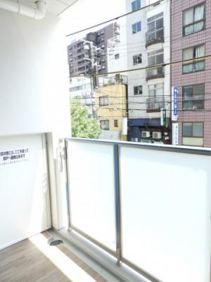 【バルコニー】OPUS RESIDENCE SHINSAIBASHI SOUTH